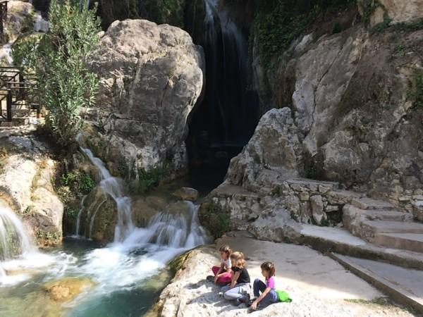 Mis #lokasdelavida en las Fuentes del Algar