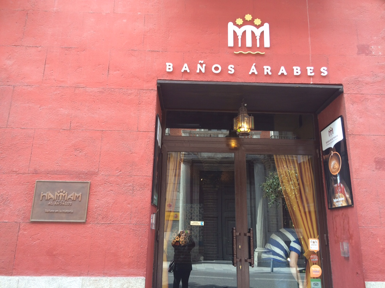 Hammam Al Ándalus en Madrid