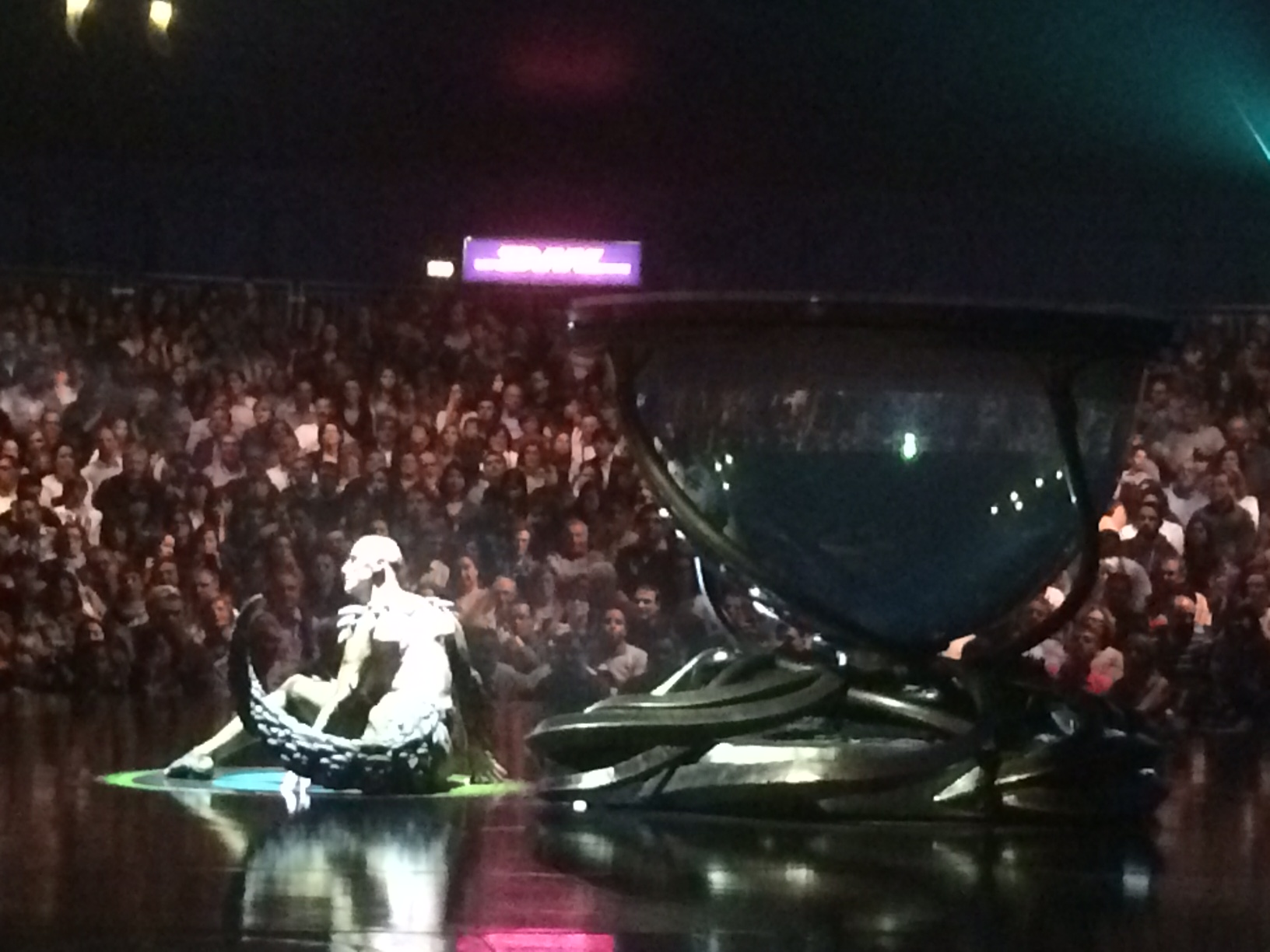 Espectáculo Amaluna. Cirque du Soleil (Madrid)