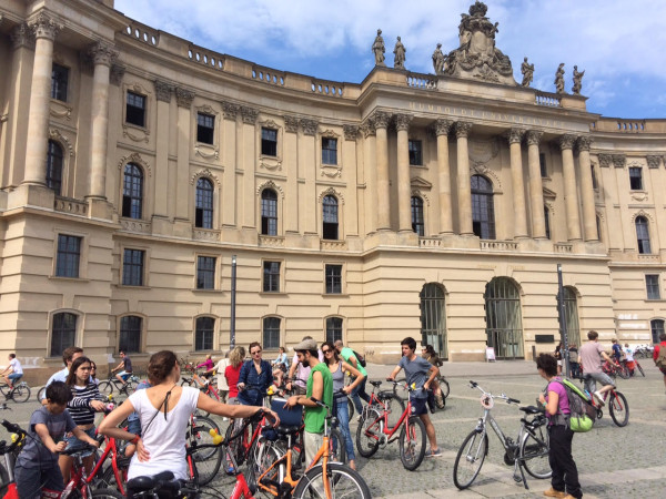 Berlín en bici (visita guiada)