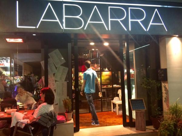 Restaurante LaBarra en Sant Cugat (Barcelona)