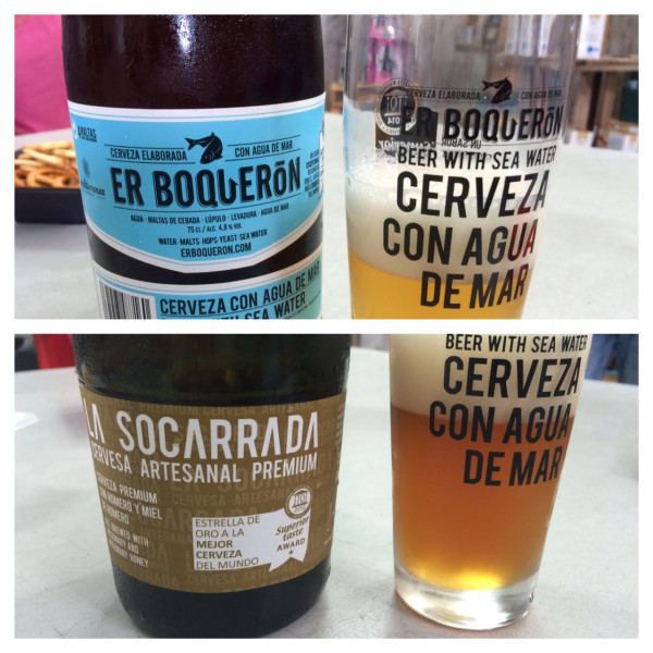 Visita a la fábrica de cerveza artesanal La Socarrada (Xátiva)