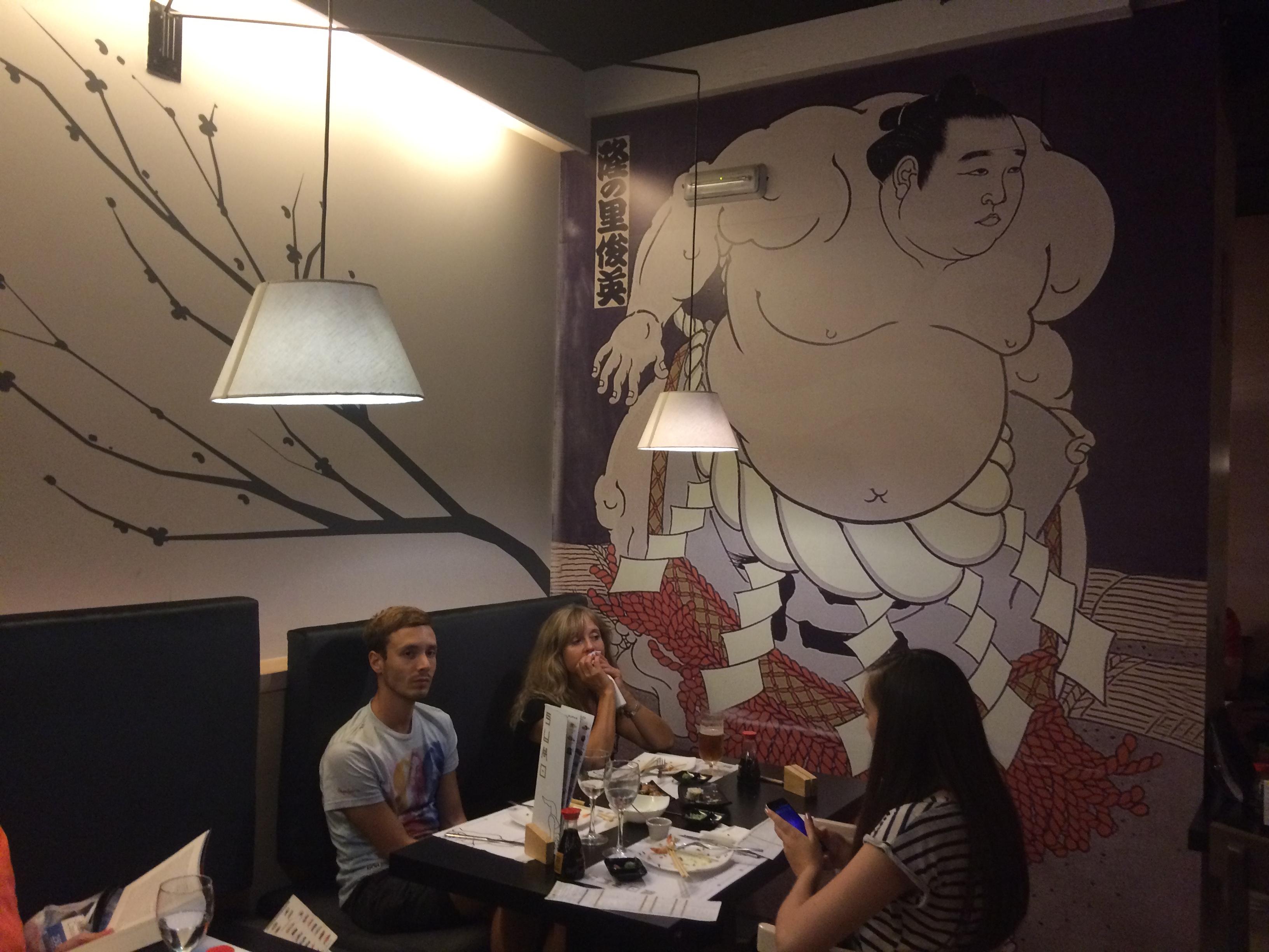 Restaurante Sumo (Madrid)