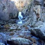 Cascadas del Purgatorio (Rascafría)