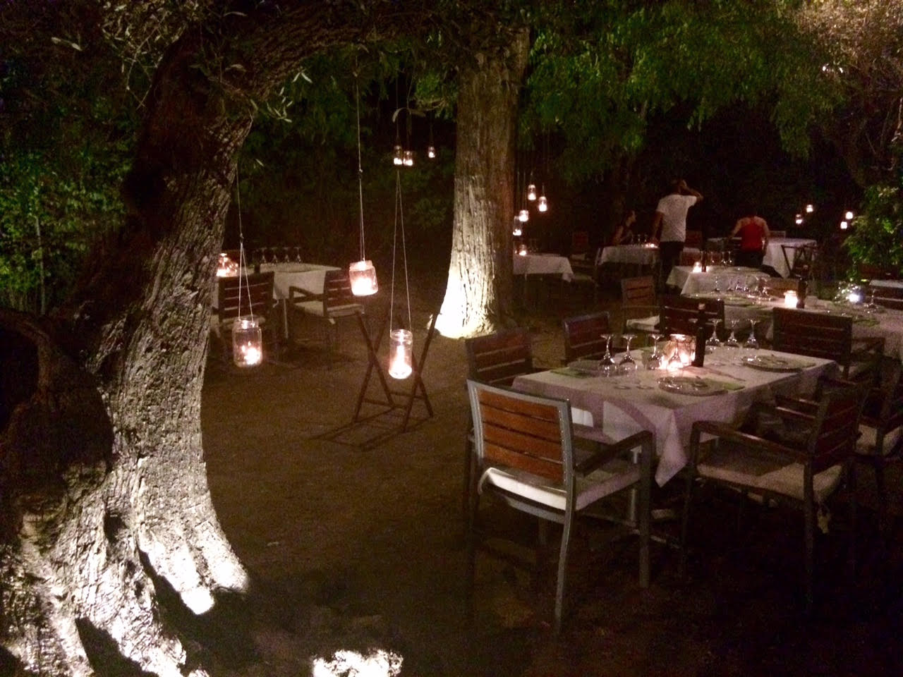 Restaurante Entre Olivos (Madrid)