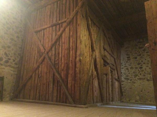 Celdas de madera de la Cárcel de la Villa de Pedraza
