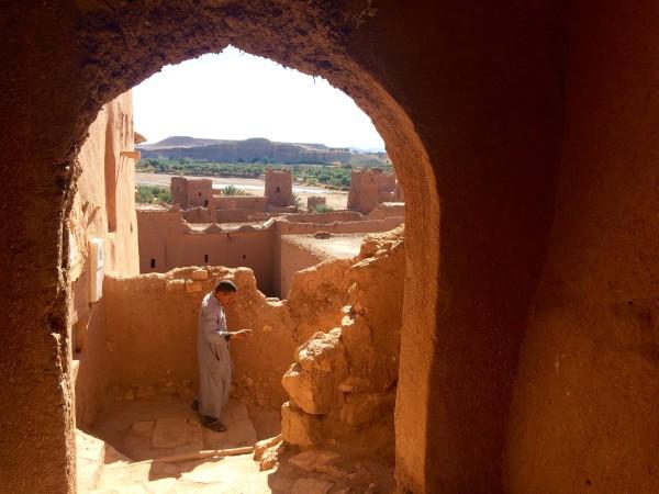 kasbah de Ait Ben Haddou