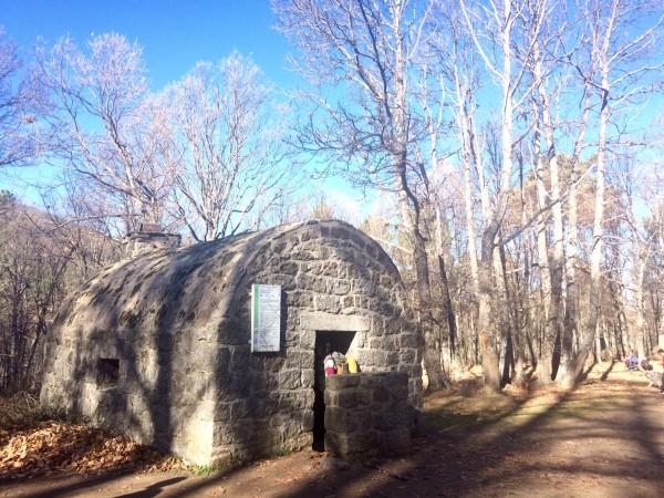 Refugio del Castañar del Tiemblo (Ávila)