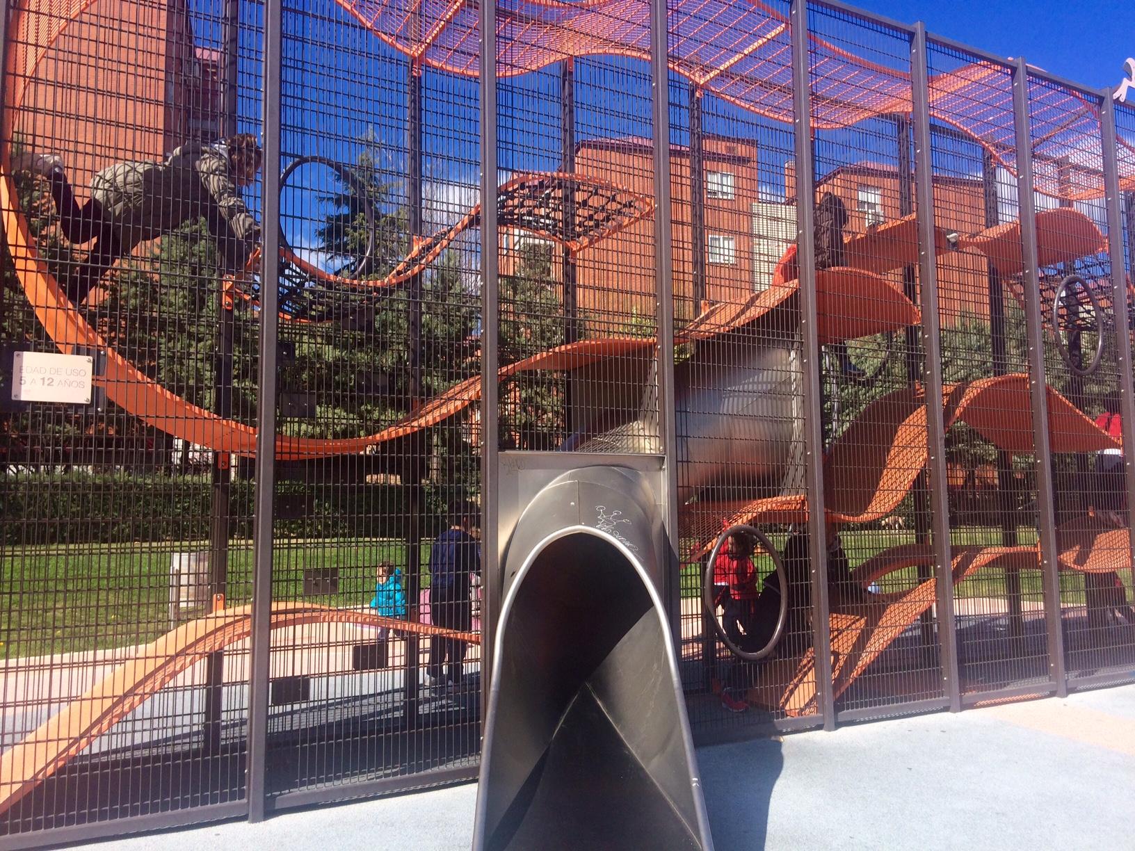 Resultado de imagen de familias disfrutonas parque alcobendas