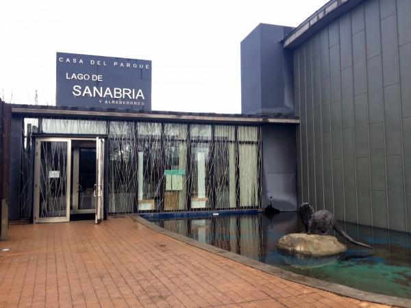 Casa del interpretación del Lago de Sanabria