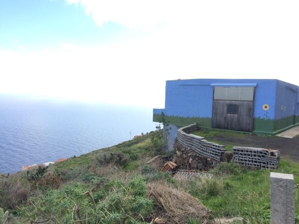 Nuestra casita alquilada en La Palma