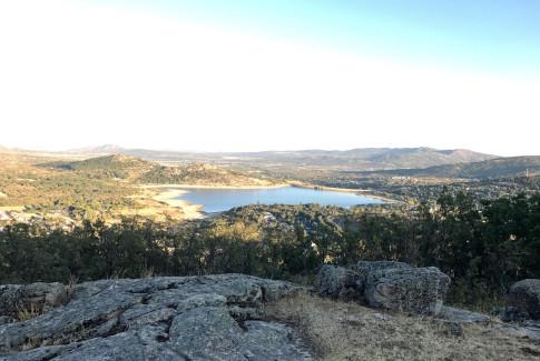 Vistas desde el Cerro de la Golondrina