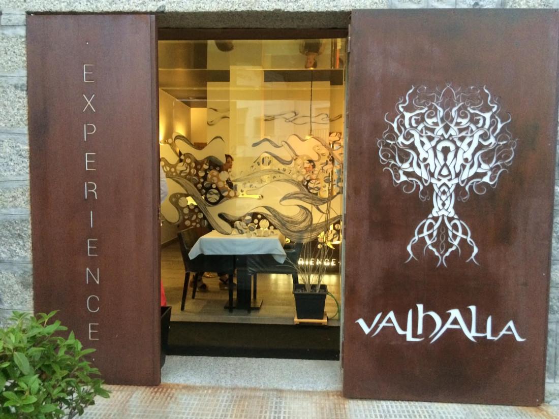 Puerta Restaurante Valhalla Experience (El Escorial)