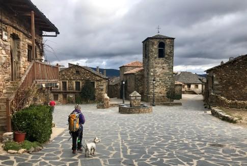 Pueblo de Valverde de los Arroyos (Guadalajara)