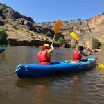 Ruta en Kayak por las Hoces del Duratón (Segovia)