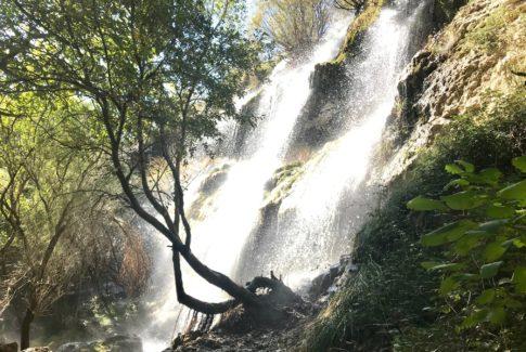 Cascadas de la ruta del Río Pitarque