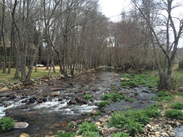 Senda de los prodigios. Miranda del Castañar. Sierra de Francia (Salamanca)