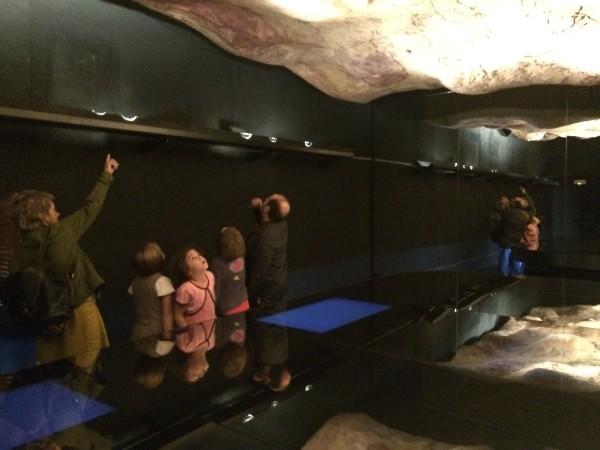Réplica de las cuevas de Altamira . Museo Arqueológico Nacional (Madrid)