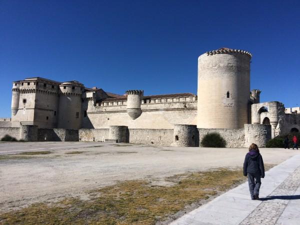 Castillo de cuéllar