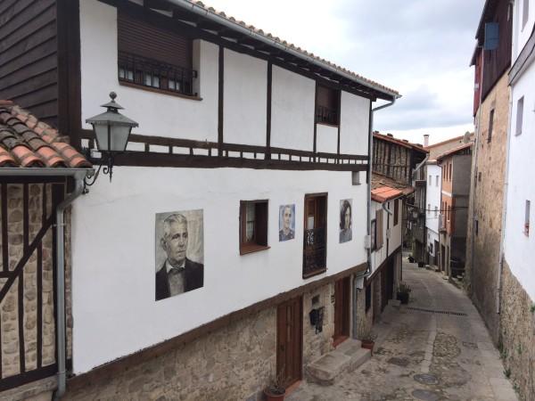 Mogarraz, sierra de Francia (Salamanca)