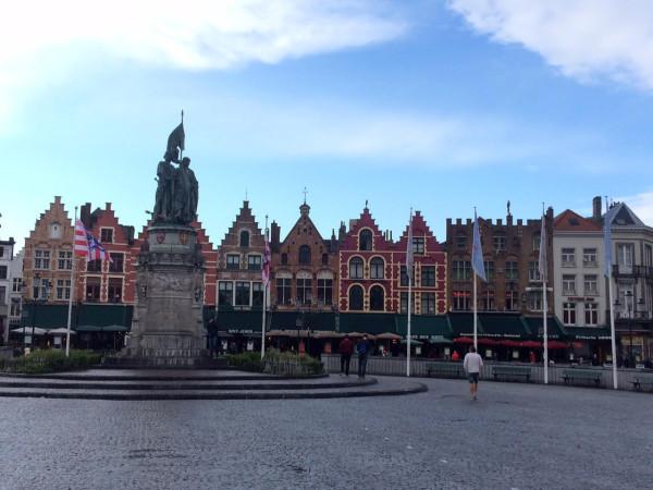 Playa Mayor de Brujas (Bélgica)