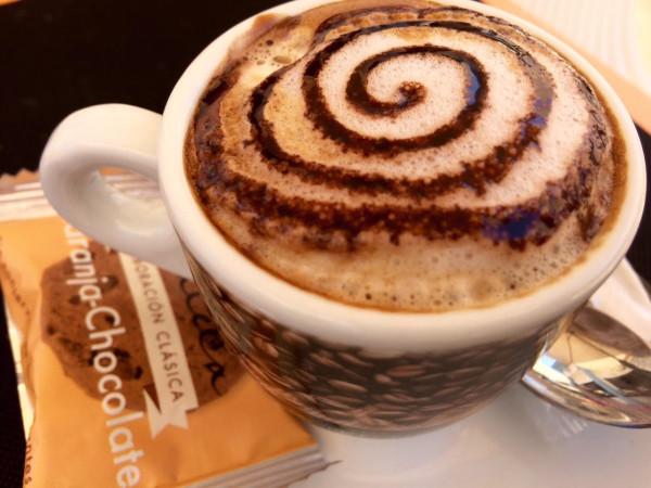 El café delicioso de Ses Basetes en Dènia (Alicante)