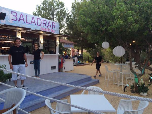 Chiringuito Baladrar Beach Bar, Benissa