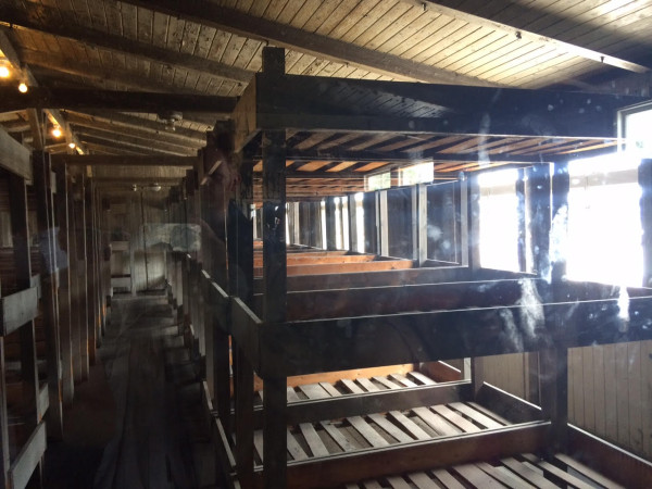 Campo de concentración de Sachsenhausen (Berlín)