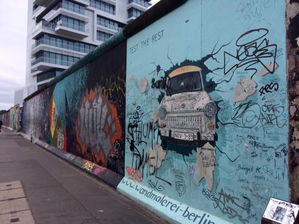East Side Gallery (Berlín)