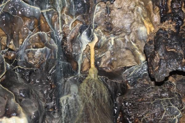 Foto interior cueva de los Enebralejos/ CEDIDA por Cueva de los Enebralejos