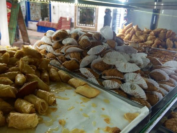 Pastas marroquíes