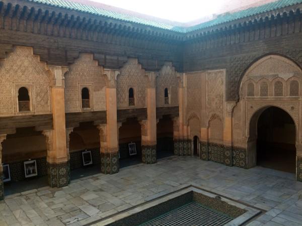 Madraza de Ben Youssef (Marrakech)