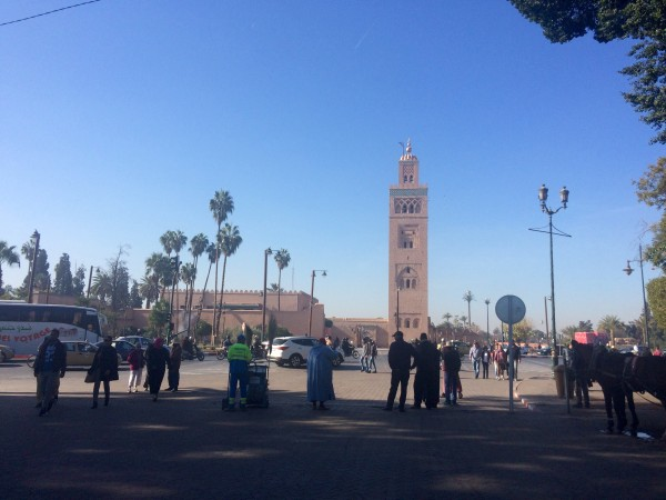 Plaza de la Kutubia (Marrakech)