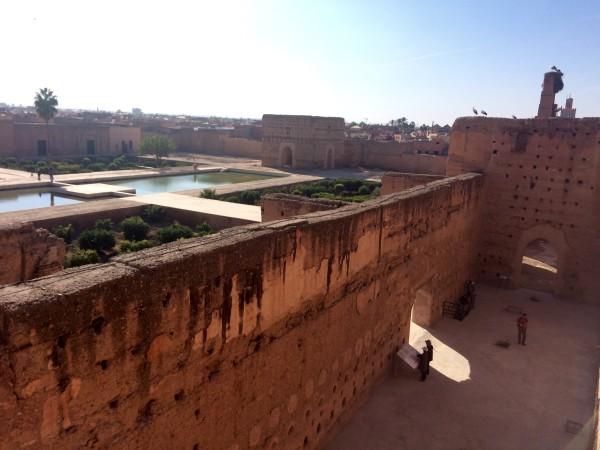 Palacio Badí (Marrakech)