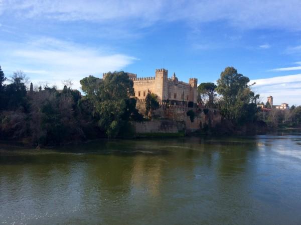 Castillo de Malpica del Tajo (Toledo)
