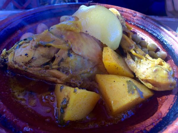 Pollo al limón hecho en tajín, ¡delicioso!