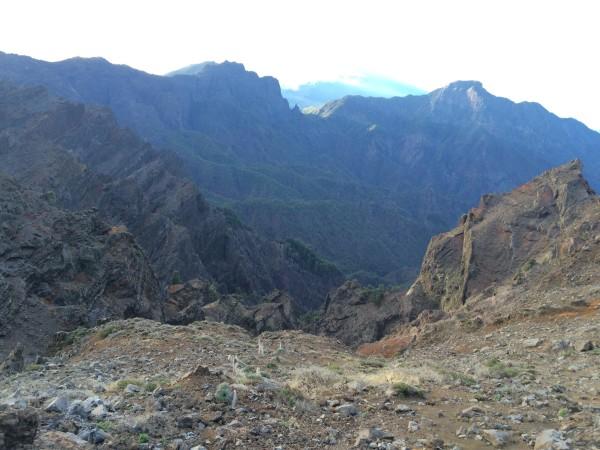 Caldera de Taburiente. La Palma (Islas Canarias)