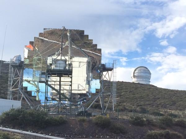 Observatorio Roque de los Muchachos (La Palma)