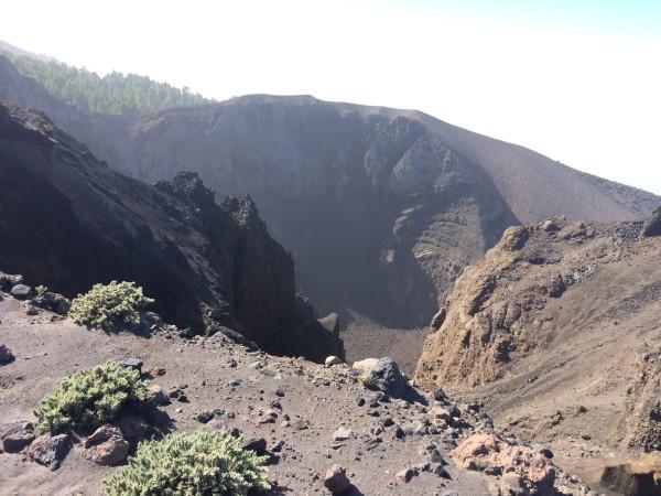 Impresionantes paisajes en la ruta de los volcanes