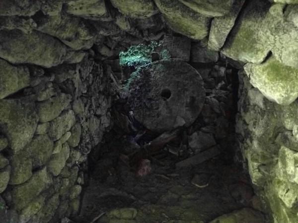 Interior de molino