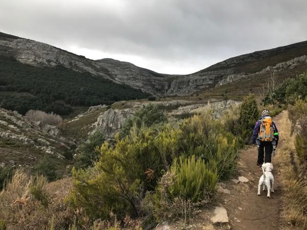 Ruta de las Chorreras (Valverde de los Arroyos)