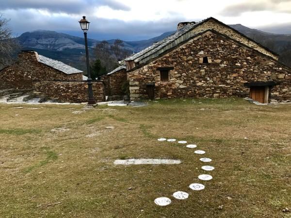 Pueblo abandonado de Umbralejo (Guadalajara)