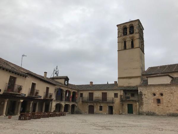 Plaza de Pedraza (Segovia)