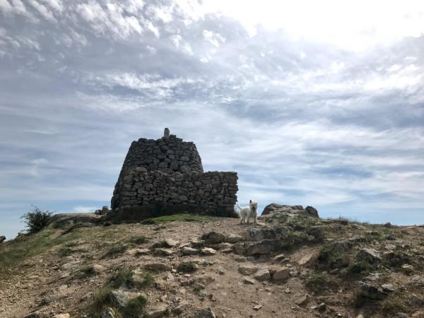 Cumbre del Pico de San Pedro
